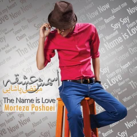 دانلود آلبوم مرتضی پاشایی به نام اسمش عشقه